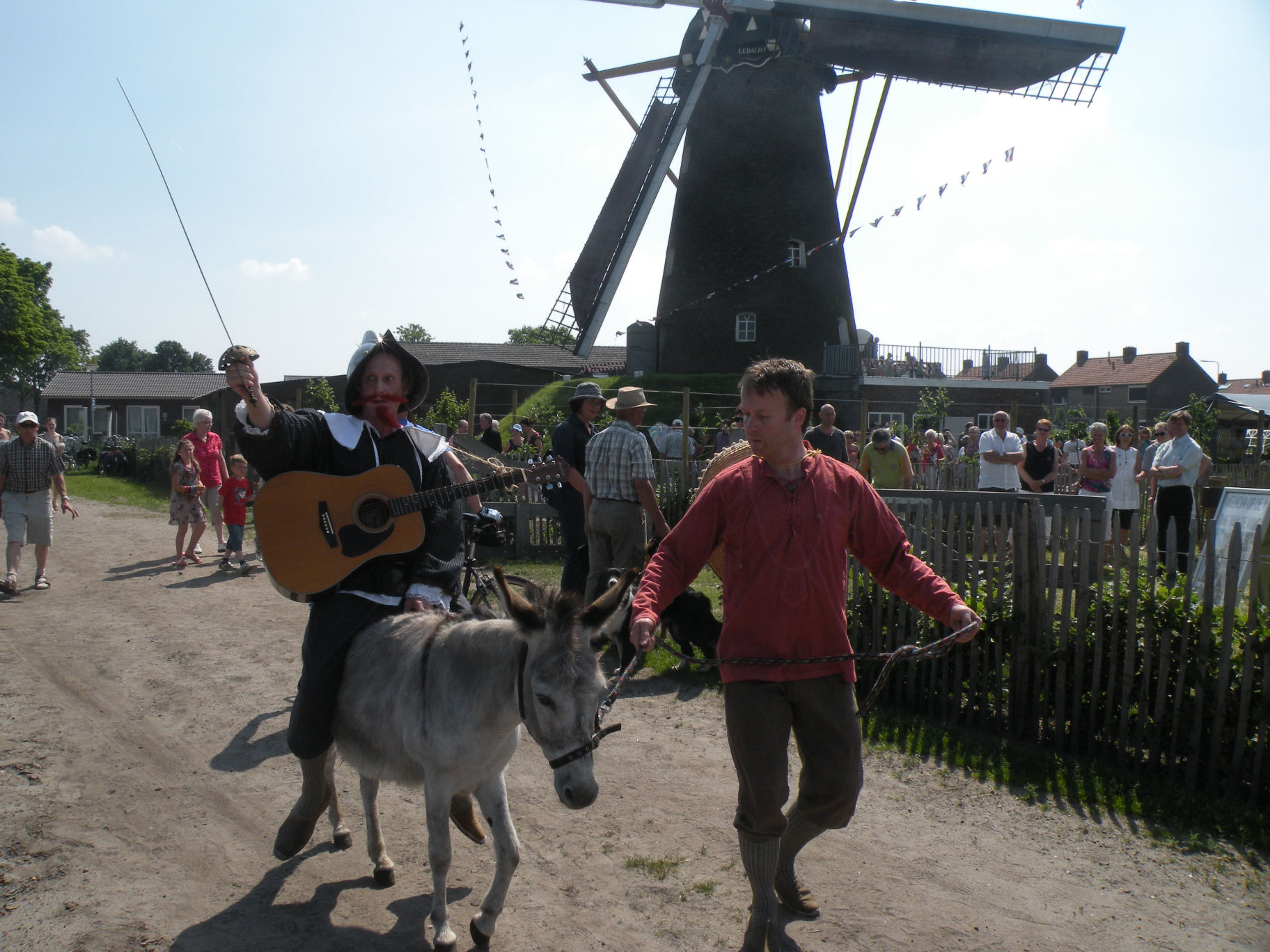 Don Quichot, Molendag Merselo 2012